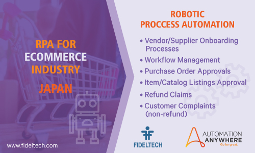rpa for ecommerce