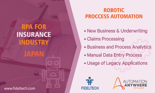 rpa for insurance