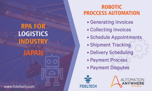 rpa for logistics